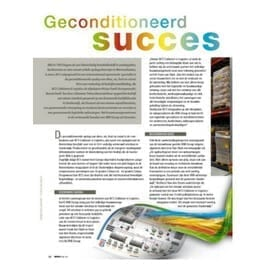Geconditioneerd succes