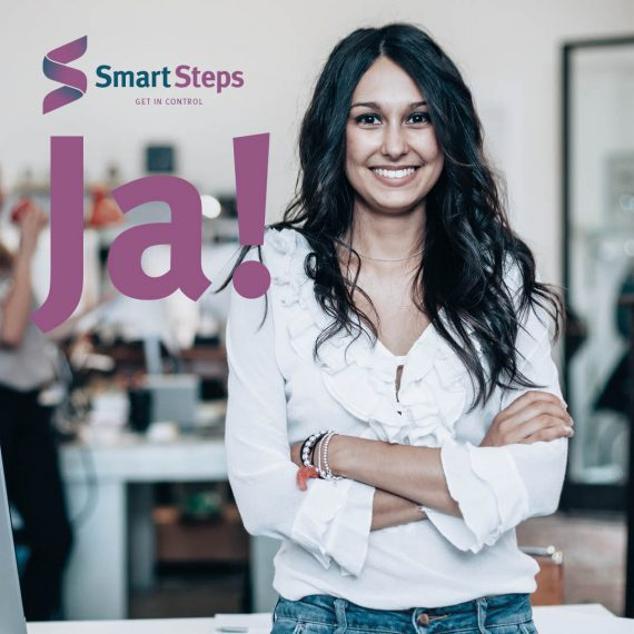 ~ SOCIAL Smart Steps - Extra Whitepaper Campagne (6x)
